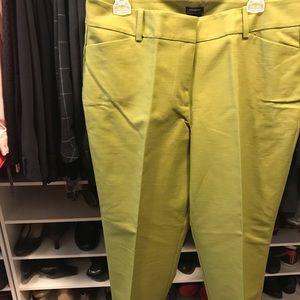 Women's Ann Taylor ankle pants size 14 curvy